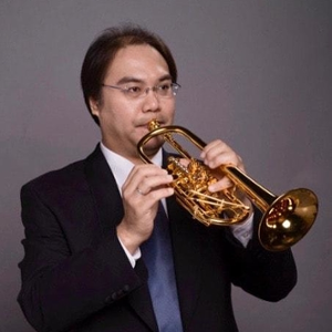 Guang Chen (2017 Trumpet Teaching Artist, NYO-China; Professor of Trumpet at the Central Conservatory of Music)