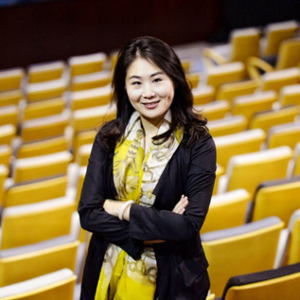Jing Li (Musical Theater Producer,  Arts Center Management Consultant)