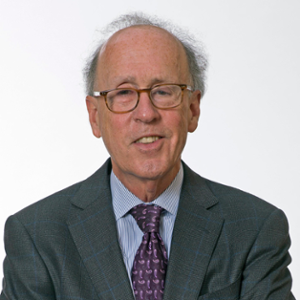Dr. Stephen Roach (Senior Fellow at Yale University's Jackson Institute for Global Affairs & Former Chairman of Morgan Stanley Asia)