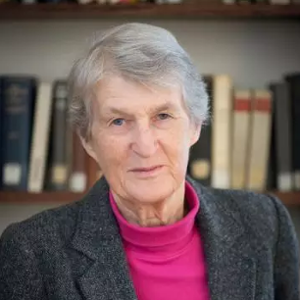 Katerina Clark (Professor of Comparative Literature and of Slavic Languages and Literatures, Yale Ph.D. '71)