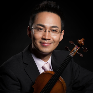 Can GAO (Concert Violinist; Associate Violin Professor, Central Conservatory of Music; Music Director, Poly Wedo Music Education Program)