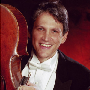 Wesley Baldwin (Cellist, Professor of Cello at the University of Tennessee)