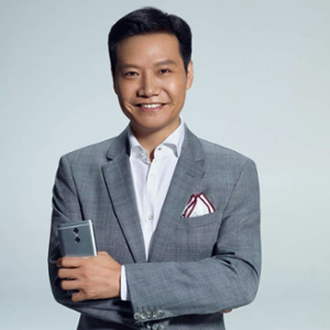 Jun Lei (Chairman and CEO  of  Xiaomi)