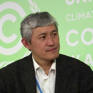 Kejun Jiang (Researcher at Energy Research Institute, National Development and Reform Commission)