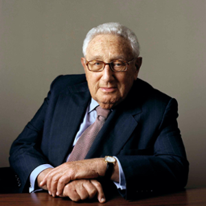 Henry A. Kissinger (former Secretary of State)